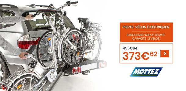 Porte vélos électriques