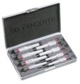 FACOM - Coffret de 8 tournevis Micro-Tech Torx  AEX.J2