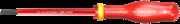 FACOM - Tournevis protwist isolés 1000 volts pour vis à fente  AT4X100VE