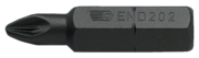 FACOM - Embout pozidriv série 2  END204