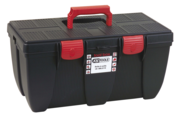 KSTOOLS - Boîte à outils de technicien, L380 X P195 X H150 avec plateau de rangement - 999.0111