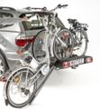 MOTTEZ - Porte vélo 2 vélos électriques rabattable ZEUS V2 - A028P2
