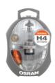 Boîte de 6 ampoules voiture H4 12 Volts Osram Ref 873398