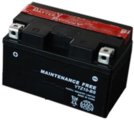 Batterie moto 12V 10Ah TOPCAR YTX12-BS