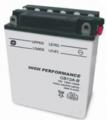Batterie moto 12V 14Ah TOPCAR YTX16-BS