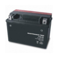 Batterie moto 12V 8Ah TOPCAR YTX9-BS
