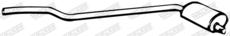 Silencieux central WALKER 01419