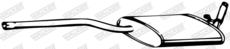 Silencieux central WALKER 02224