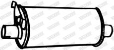 Silencieux central WALKER 06703