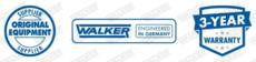 Silencieux central WALKER 13886