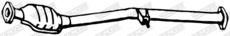Silencieux central WALKER 16646