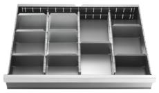 FACOM - Jeu de 27 cloisons pour tiroir de 75 mm - 2930.C2