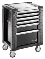 FACOM - Servantes JET+ 6 tiroirs - 3 modules par tiroir - JET.6GM3