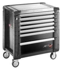 FACOM - Servantes JET+ 7 tiroirs - 4 modules par tiroir - JET.7GM4