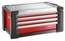 Coffres JET+ 4 tiroirs - 4 modules par tiroir Facom JET.C4M4PB