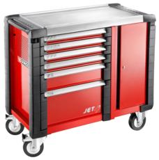 FACOM - Établi mobile Rouge 6 tiroirs - JET.T6M3PB
