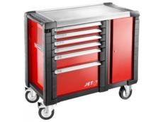 FACOM - Établi mobile Rouge 6 tiroirs - JET.T6M3