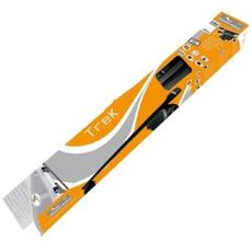 Jeu de 2 barres de toit auto ACIER sans kit de fixation N°147 TREK - 156847
