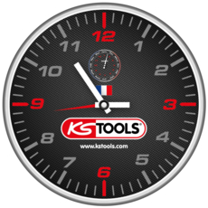 KSTOOLS - Horloge murale 30cm - 10022