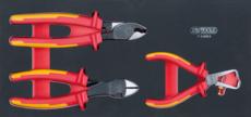 KSTOOLS - Module de 3 pinces isolées 1000V ERGOTORQUE® - 713.0003