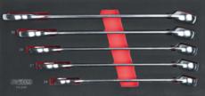 KSTOOLS - Module de clés mixtes ULTIMATE®, 5 pièces - 713.2015