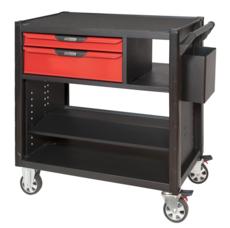 KSTOOLS - Chariot de travail à 2 tiroirs - 809.0002