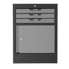 KSTOOLS - Bloc 3 tiroirs + porte 26'' - 810.8003