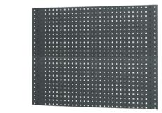 KSTOOLS - Plateau mural perforé pour fixation de crochets et accessoires, L. 1m50 - 865.0141