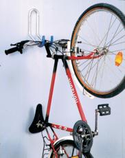 MOTTEZ - Crochet 1 vélo gainé - B046Q