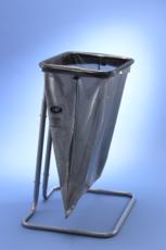 MOTTEZ - Support sac poubelle réglable pour sacs de 110/240 l - B120C