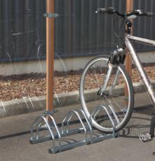 MOTTEZ - Râtelier 3 vélos - B135