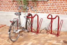 MOTTEZ - Range vélos pour 2 bicyclettes - B212V