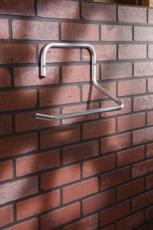 MOTTEZ - Crochet porte rouleau papier - Charge 3kg - F201V
