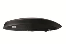Coffre de toit rigide, noir 520 litres Polaire C50-THNA