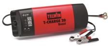 TELWIN - Chargeur de batterie T-Charge 20 Boost 12-24 V -230V - 807563