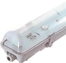 TOPCAR - Boîtier étanche pour tube LED - 02058