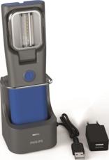 TOPCAR - Baladeuse compacte et rechargeable 6 LED avec station d'accueil - 02133