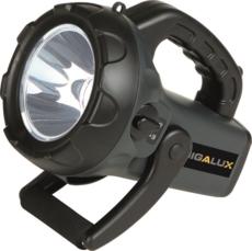 TOPCAR - Torche longue portée rechargeable 1 LED - 02268