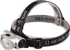 TOPCAR - Torche frontale 8 LED - 02313
