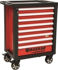 TOPCAR - Servante 8 tiroirs - 249 outils - 25088