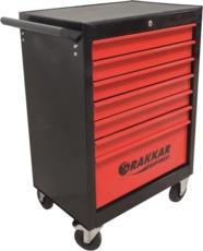 TOPCAR - Servante 7 tiroirs - 187 outils - 25048