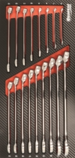 TOPCAR - Servante 7 tiroirs - 205 outils - 25058