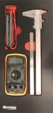 TOPCAR - Servante 7 tiroirs - 248 outils - 25084