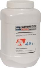 TOPCAR - Tonnelet 60L gel microbilles mecan - 14538