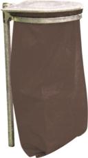TOPCAR - Lot 20 rouleaux de 25 sacs de 30 L - 14590