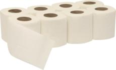 TOPCAR - Lot de 96 rouleaux de papier toilette blanc pur 200F - 17501