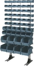 TOPCAR - Étagère sur pieds avec 56 boites à bec - 17714