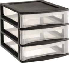 TOPCAR - Bloc 3 tiroirs superposables - 17732