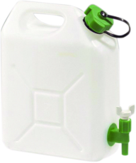 Jerrican alimentaire 5 litres TOPCAR 18750