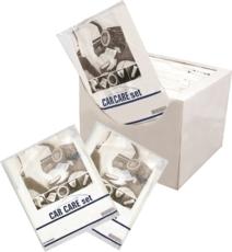 TOPCAR - 100 kits de protection intérieure auto jetables - 19186